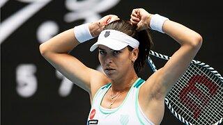 Tennis Player Ajla Tomljanović Rolls Her Eyes When Asked About Her Boyfriend
