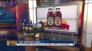 313 Detroit Day: Ellis Island Tea