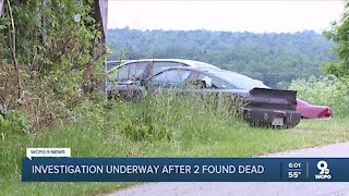 Officials: Man and woman found dead in Pendleton County