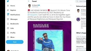 DJ Pauly D returning to Las Vegas with residency