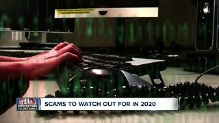 Scams to watch out for in 2020