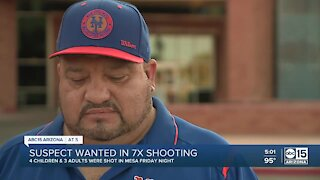 Uncle of children injured in drive-by shooting offers $10,000 reward for information on shooter