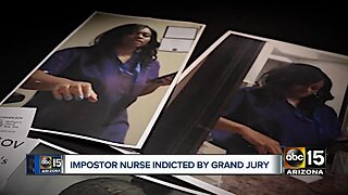 Imposter nurse, Ondranique Walls, indicted by grand jury