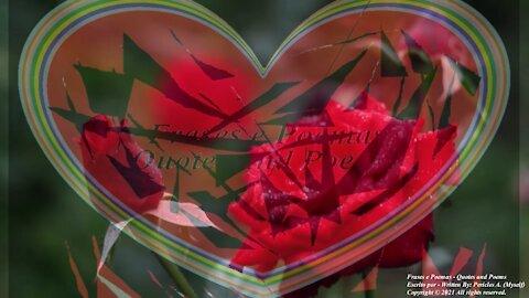 Rosas são vermelhas, violetas são azuis: Você quebrou meu coração... [Poesia] [Remake] [FePQaP]