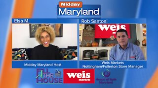 Weis Markets - Fill The House 2020