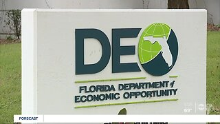 Many unemployed Floridians are being told to reapply for state and federal benefits
