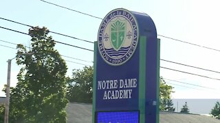 Notre Dame moving football, boys soccer to spring