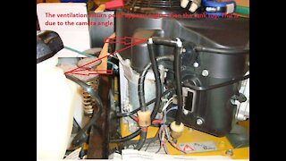 Hustler Raptor Fuel Capacity Increase Modification