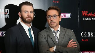Robert Downey Jr. Jokes On Twitter About Captain America's Shield