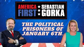 The political prisoners of January 6th. Julie Kelly with Sebastian Gorka on AMERICA First