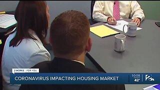 Coronavirus Impacting Housing Market
