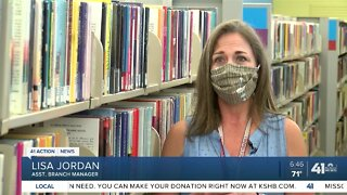 Johnson County libraries reopen Monday