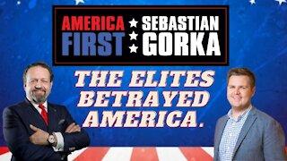 The elites betrayed America. J.D. Vance with Sebastian Gorka on AMERICA First