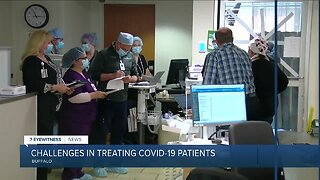 Doctors say COVID-19 treatment is more likely to come before vaccine