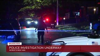Police investigation underway on Detroit's west side