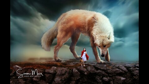 The Wolf And The Lady