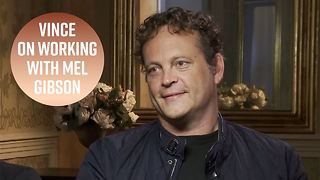 Vince Vaughn got to work with old friends Mel Gibson & Tory Kittles in new movie