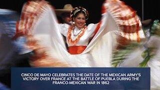 Here's why we celebrate Cinco de Mayo