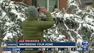 AAA- Winterizing Your Home