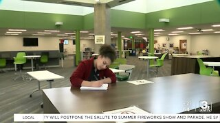 Skutt student prepares for national poetry contest