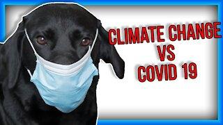 Conspiracies: Climate Change Vs. Covid 19