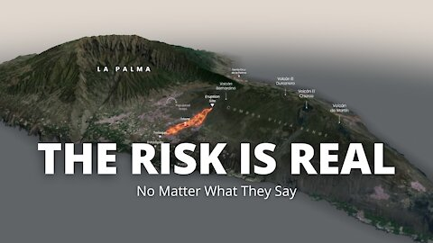 THE RISK IS REAL and other shocking news