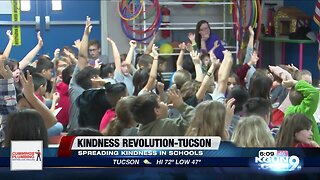 Program spreads kindness through schools