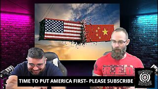 POINT MADE- PLEASE SUBSCRIBE -ALWAYS AMERICA FIRST, NO MATTER HOW MANY THINGS ARE MADE IN CHINA