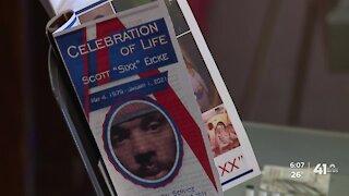 Family holds funeral for Scott 'Sixx' Eicke