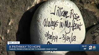 Families, prosecutors gather to remember crime victims
