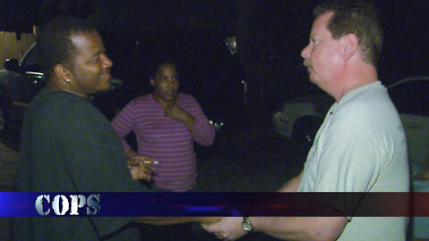 Neighbor Pains, COPS TV SHOW