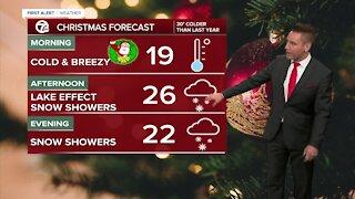 FORECAST: Christmas Eve