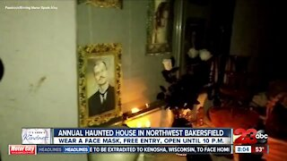 Annual haunted house in Northwest Bakersfield