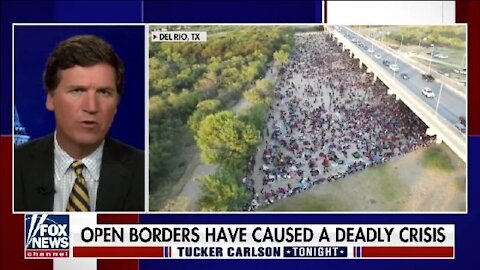 Tucker Carlson Accuses Biden Administration of Changing the Country to Win Elections