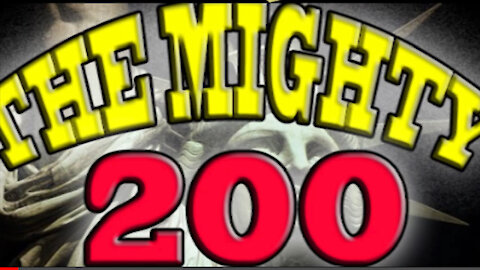 """""""THE MIGHTY 200"""" by Toots Sweet"""