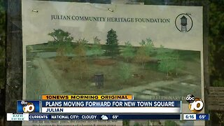 Town square planned for Julian
