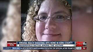 Bakersfield native among the victims in Virginia Beach shooting