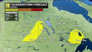 Prairie rain brings widespread relief