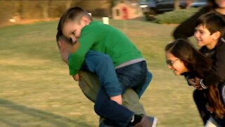 4-year-old beats cancer, now working for a cure