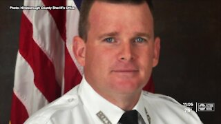Sgt. Brian LaVigne added to Hillsborough County's Fallen Heroes Memorial