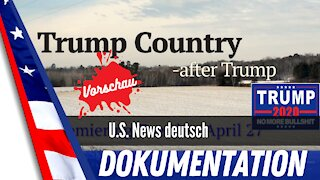 Trump Country - after Trump.