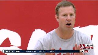 Nebraska men's basketball team preparing for Italy trip