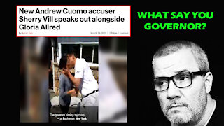 New Andrew Cuomo Accuser Shows Photo of Cuomo Kiss