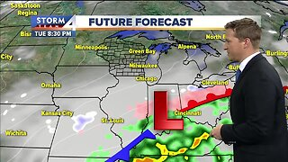 Mild weather continues