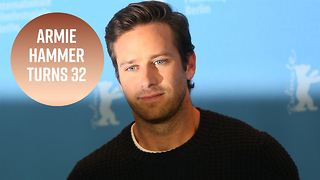 Happy Birthday Armie Hammer! A look back at his best cameos