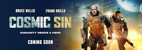 COSMIC SIN NEW MOVIE trailer(HD) 2021