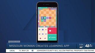 Missouri woman creates learning game