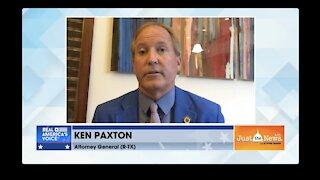 Texas AG Ken Paxton - Tx v Biden on border / TX AG race heating up