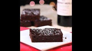 Red Wine Brownies [GMG Originals]