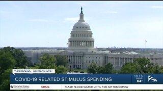 COVID-19 related stimulus spending